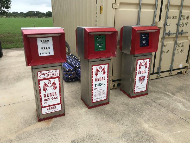 3 Rebel fuel pumps