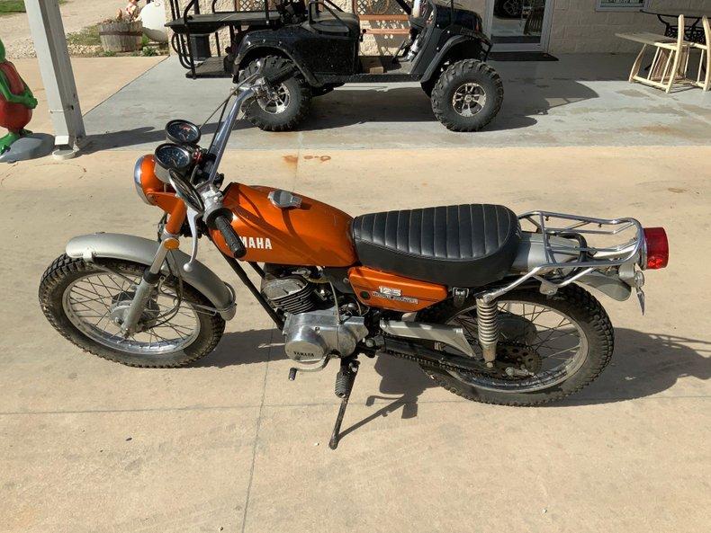 1972 Yamaha AT1 Endura 125