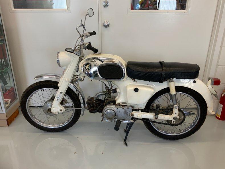 1966 Honda Sport 90