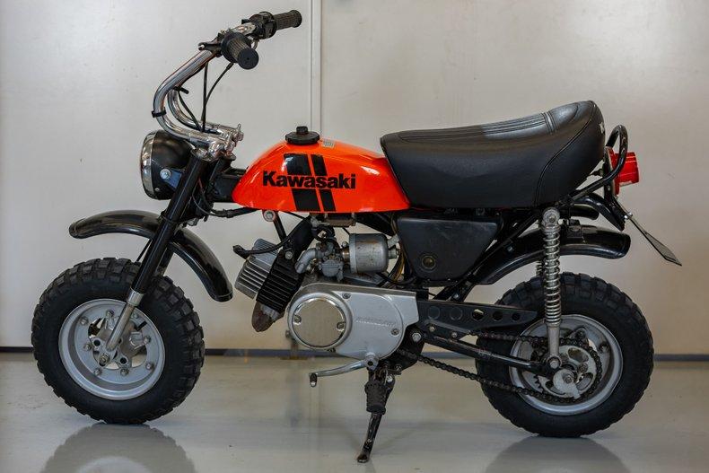 1975 Kawasaki MT1