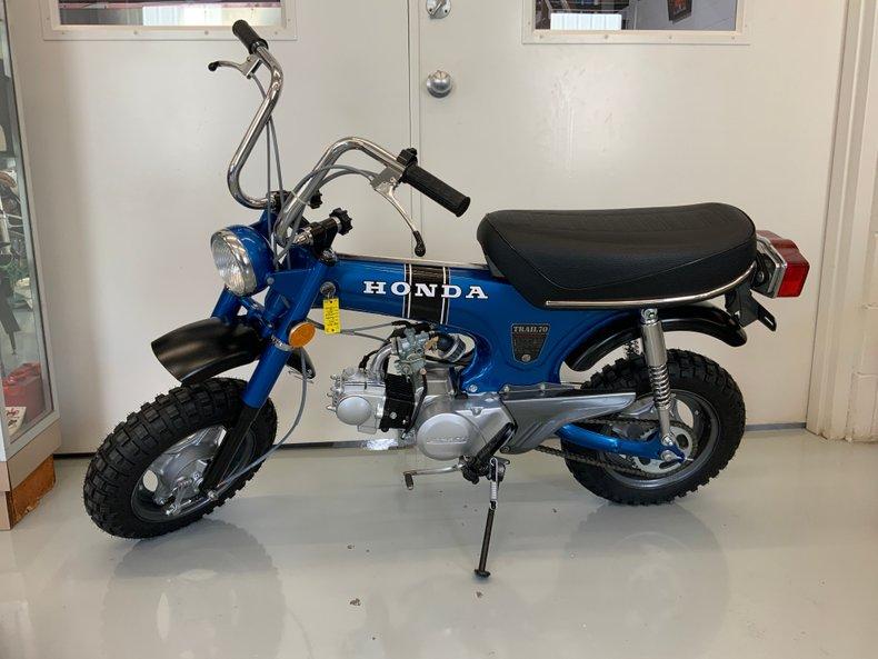 1971 Honda CT70H