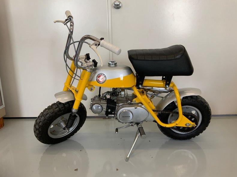 1968 Honda Z50
