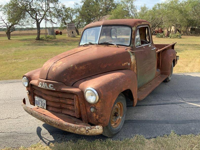 1953 GMC 3100