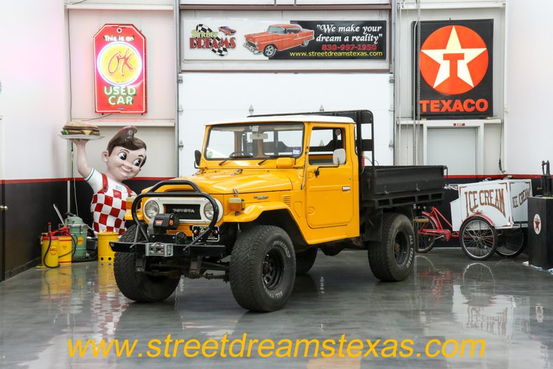 1978 toyota fj45 land cruser for sale 110448 mcg