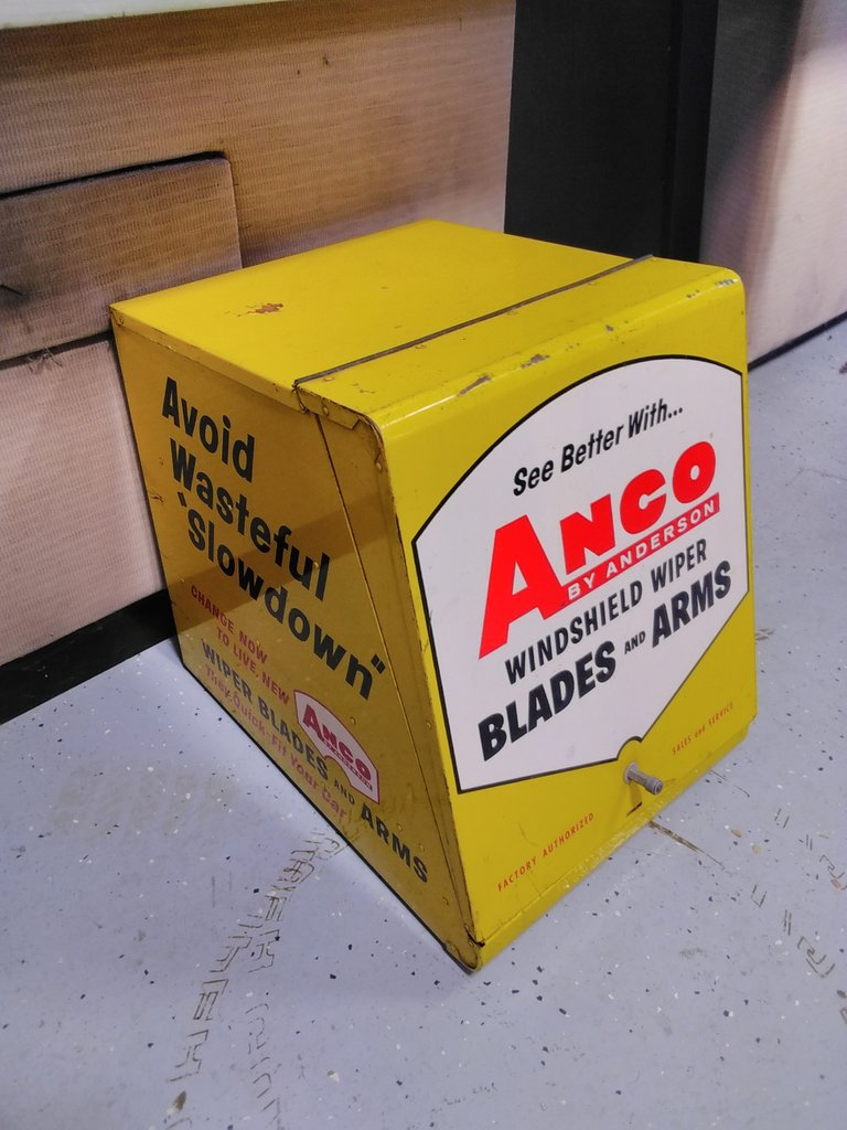 Anco Wiper Box