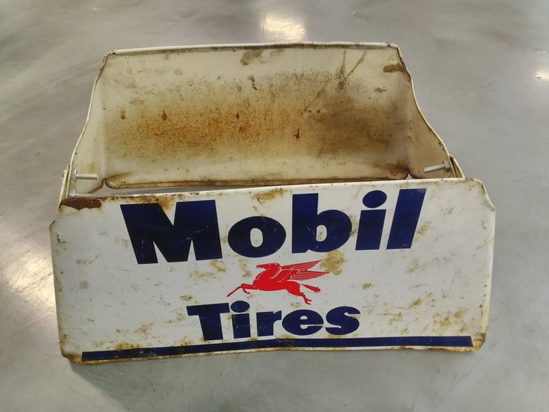 Mobil Tire stand