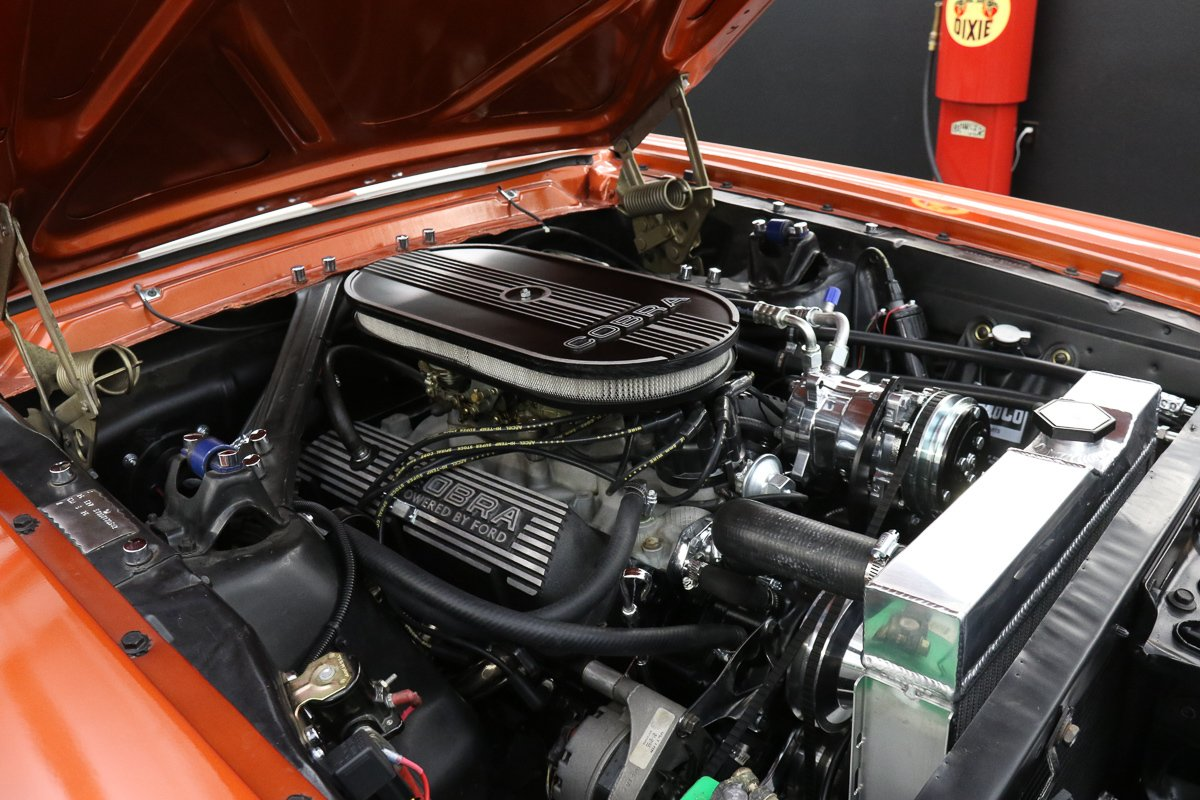 1965 Ford Mustang Restored as a Shelby GT-350 clone 289 4
