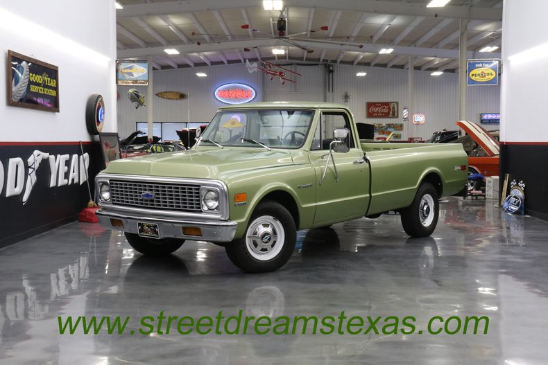 1971 Chevrolet C20 For Sale