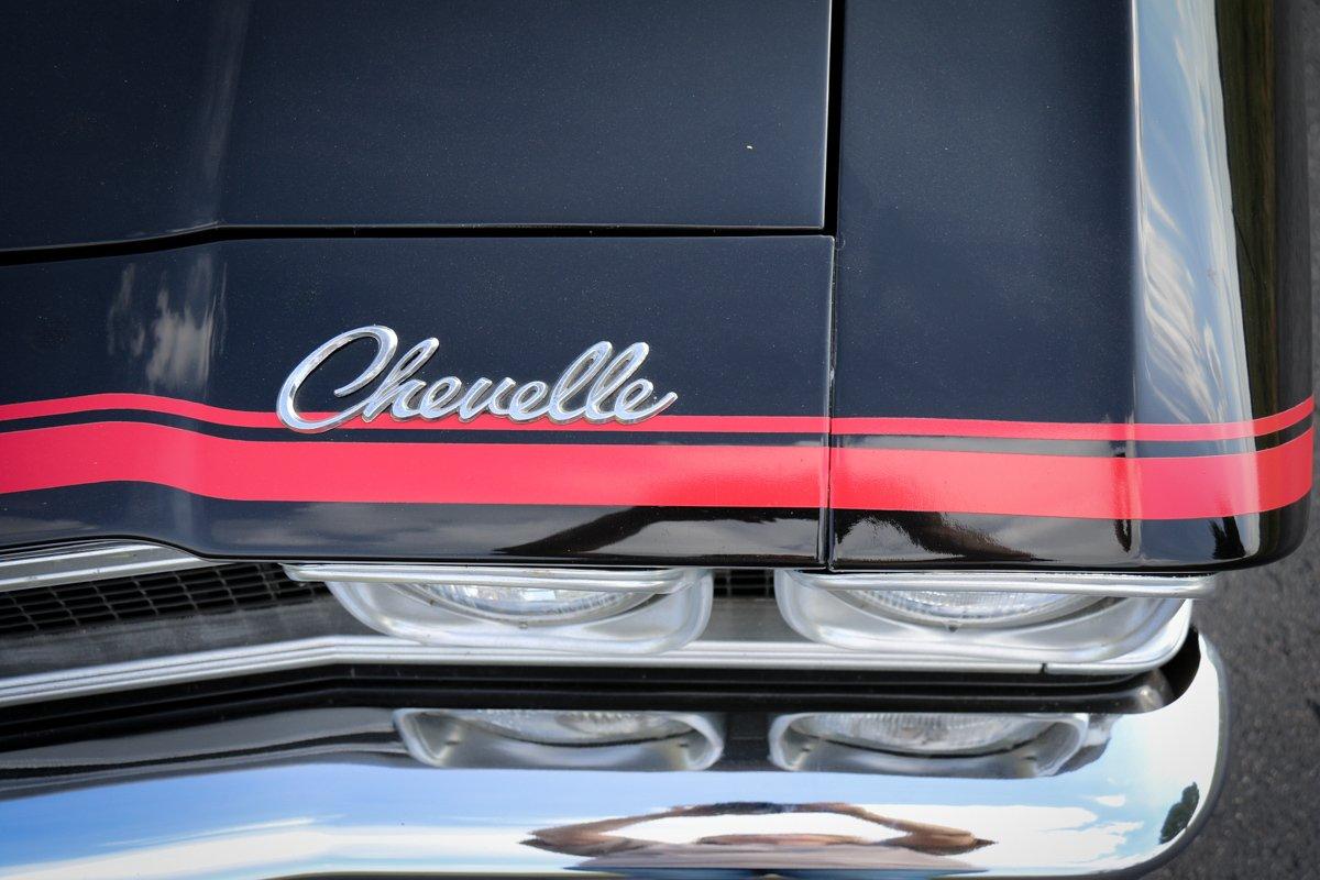 1968 Chevrolet Chevelle SS 396 4spd 12 bolt 3 73 clone 136