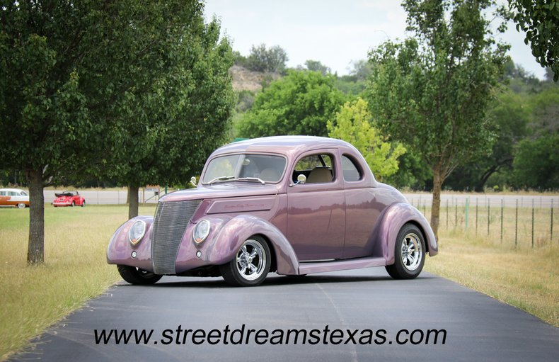 1937 Ford Tudor For Sale