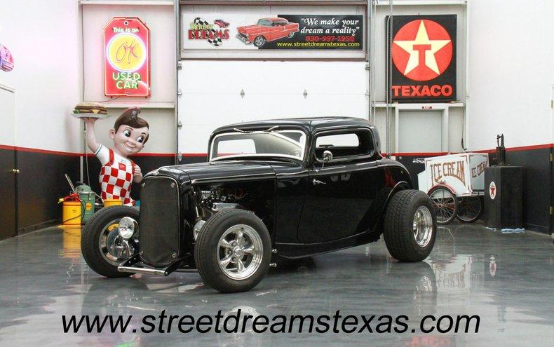 1932 Ford Deuce