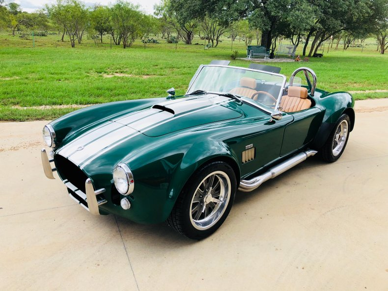 1966 Shelby Classic Roadster LTD 302 dual 4's 5 spd