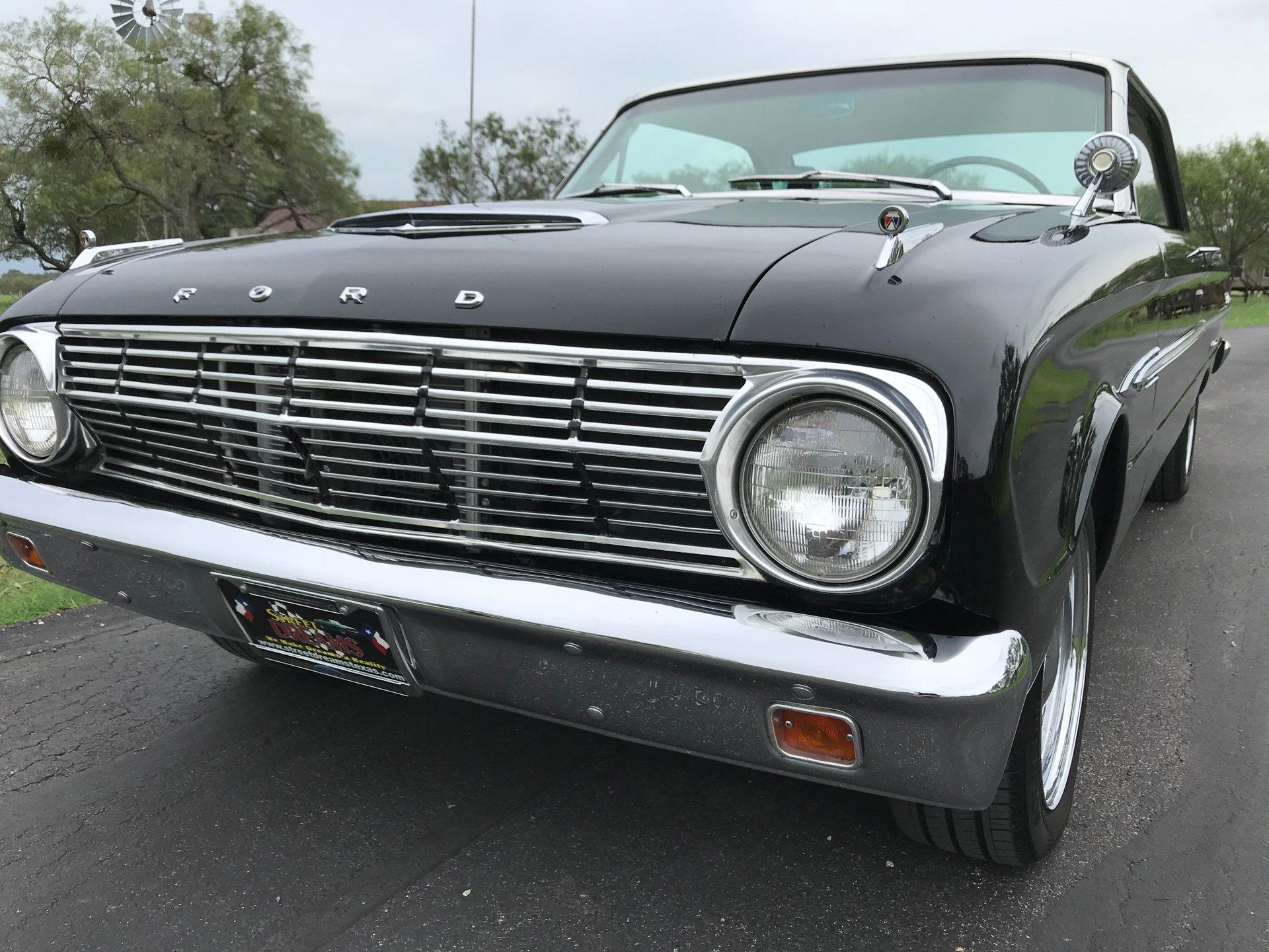 1963 Ford Falcon | Street Dreams