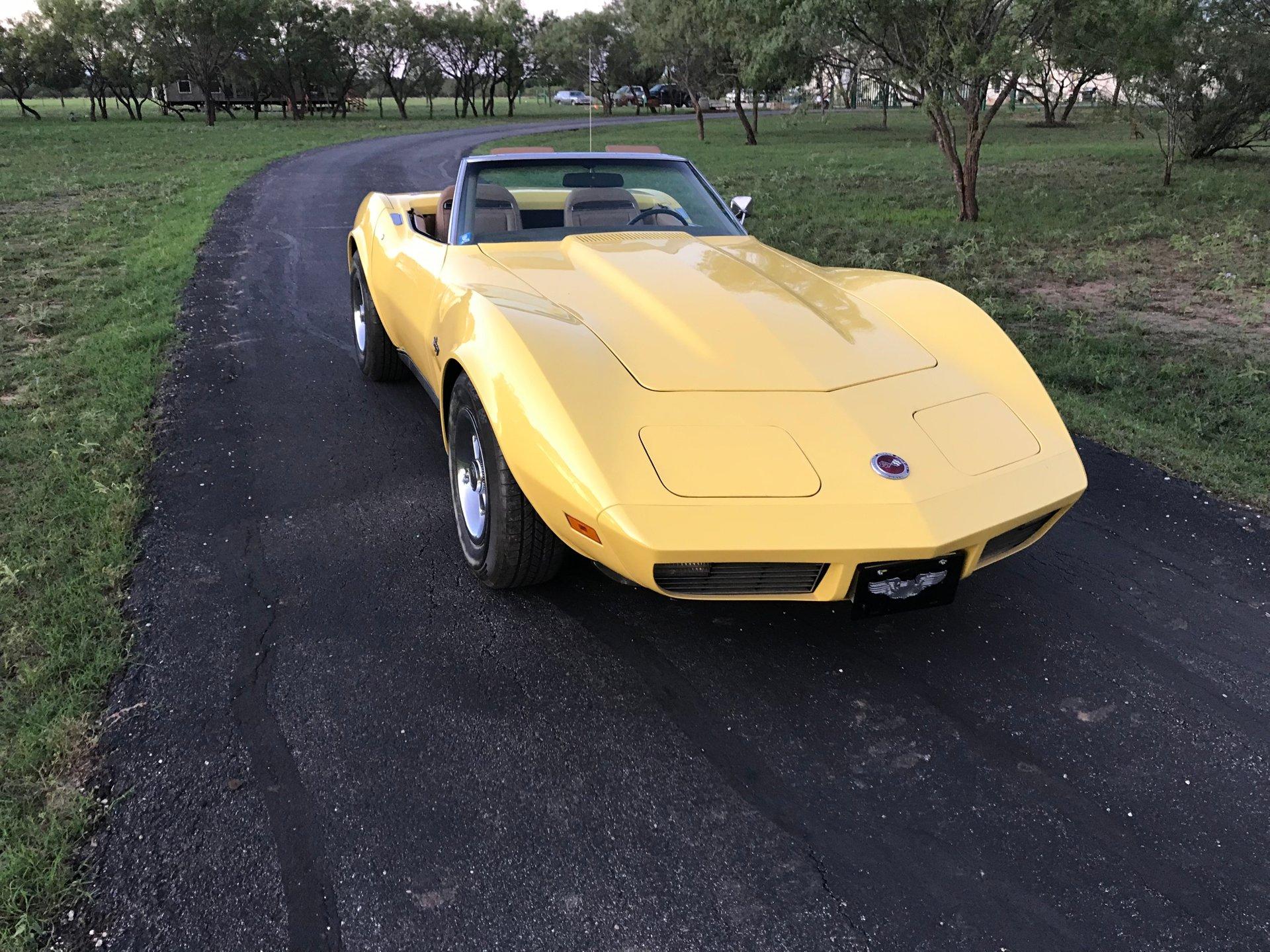 1974 Chevrolet Corvette | Street Dreams