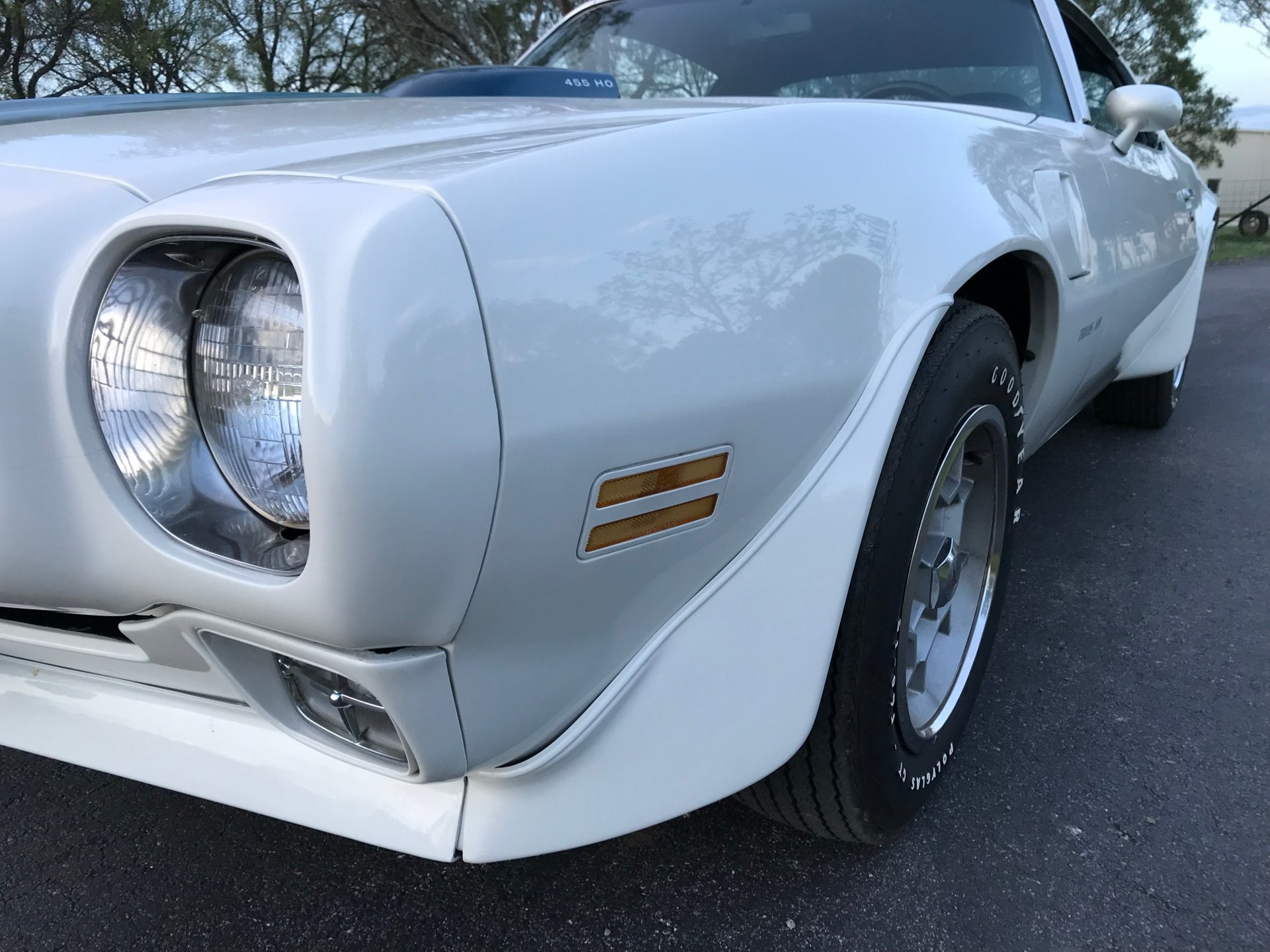 1972 Pontiac Trans Am 72 t/a 1 of 1286 H O 455 Turbo 400 AC PS PB