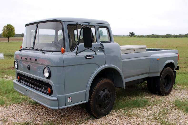 1965 Ford F600 COE