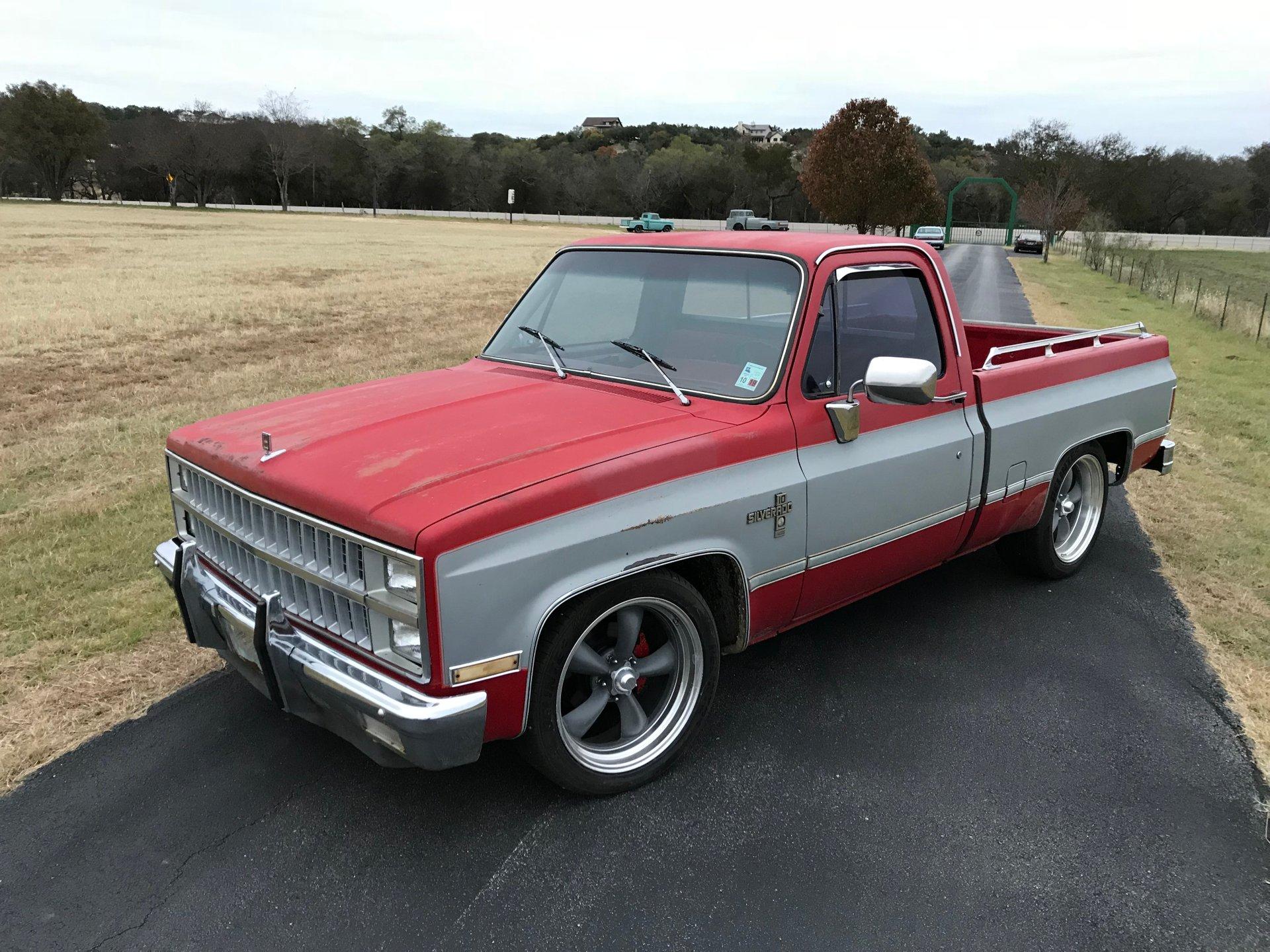 1982 Chevrolet Silverado Street Dreams
