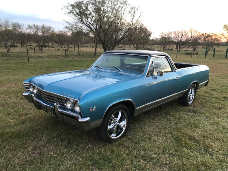 1967 Chevrolet El Camino For Sale