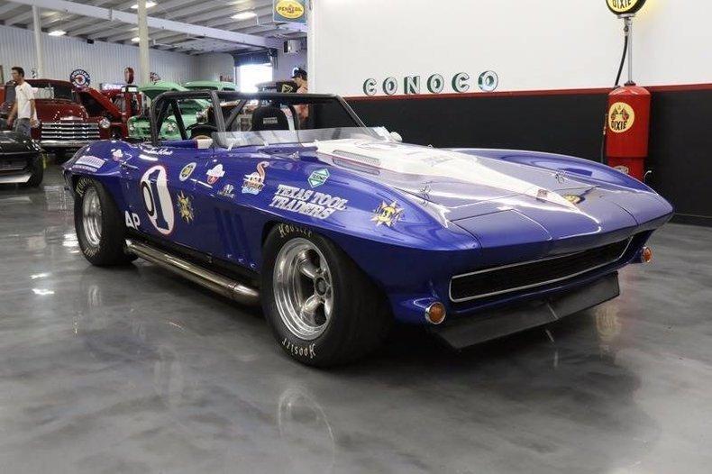 1966 Chevrolet Corvette Race Car for sale #64589   MCG