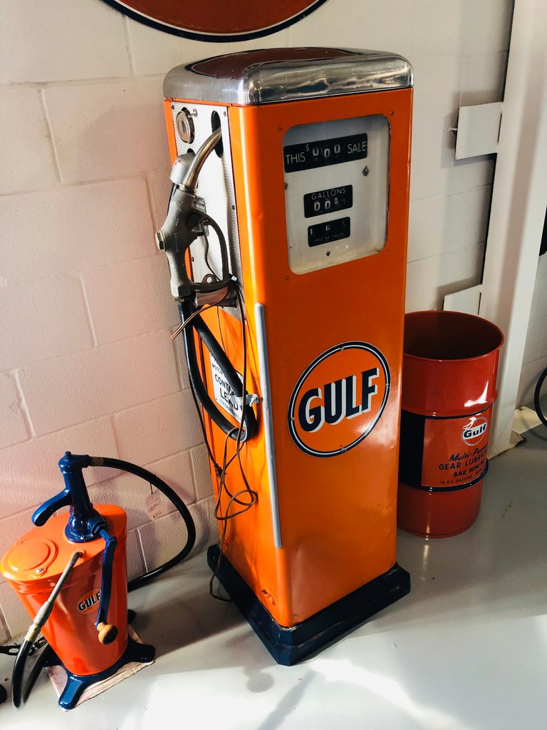 5 ft Gulf pump