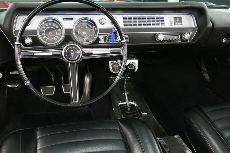 1967 Oldsmobile Cutlass 442 | Street Dreams