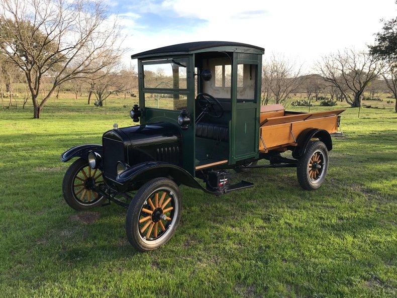 1925 Ford TT
