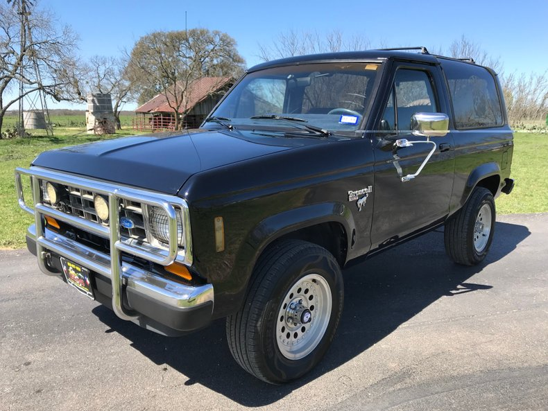 1988 Ford Bronco II For Sale