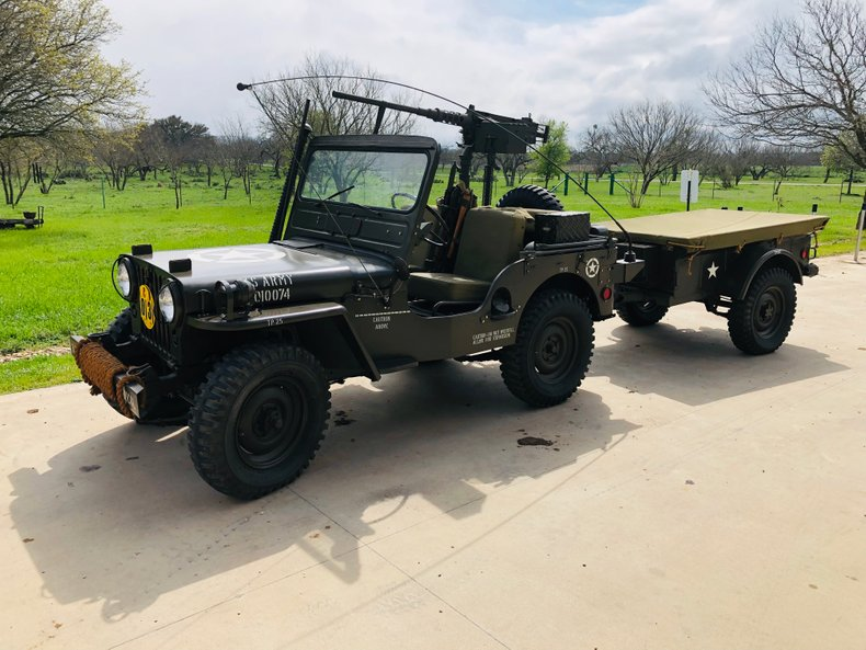 Military Jeep For Sale >> 1951 Willys Military Jeep Restored To Perfection M38 For Sale