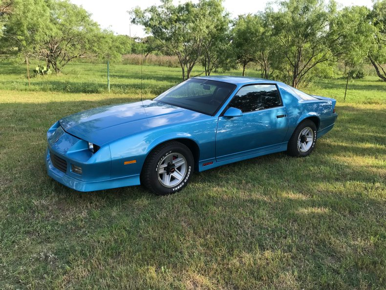 1990 Chevrolet Camaro For Sale