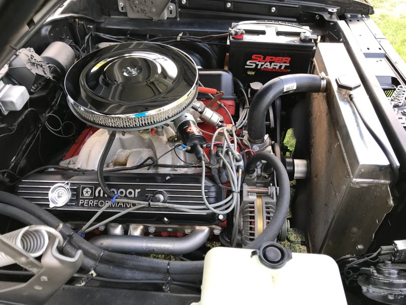 1967 Dodge Coronet 440, 727 Auto, Original Sheet Metal for