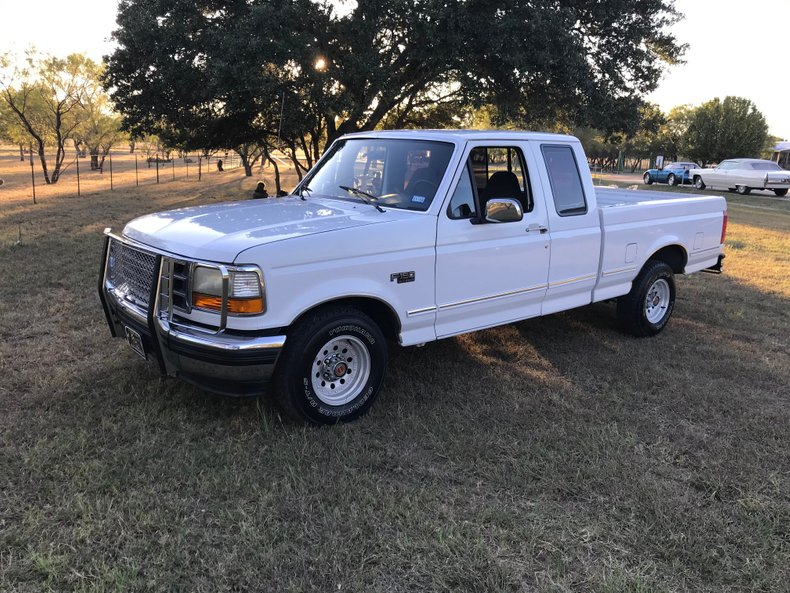 1993 Ford F-150 For Sale