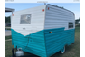 2002 Assembled vehicle Canned Ham trailer