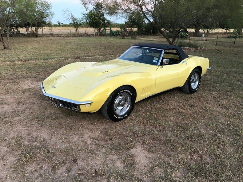 1968 Chevrolet Corvette For Sale