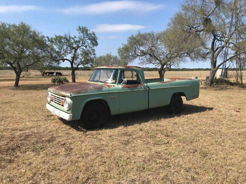 1967 Dodge 200