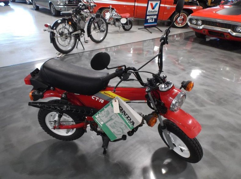 1971 Honda CT 70