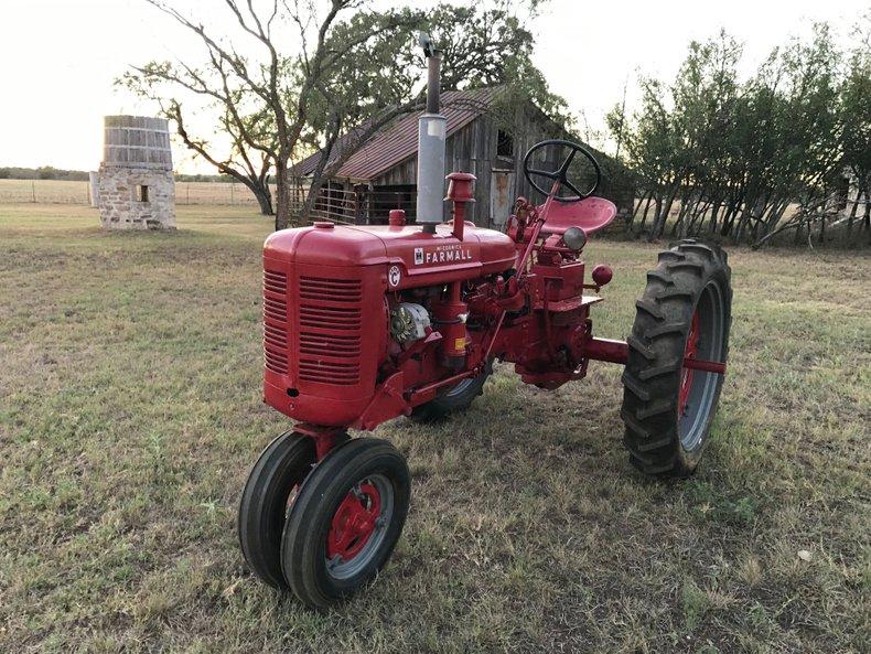 1952 International Harvester Super C