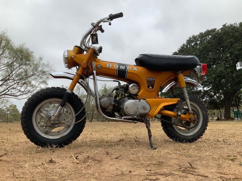 1971 Honda Trail 70 For Sale