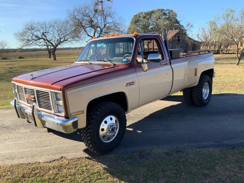 1986 GMC 3500