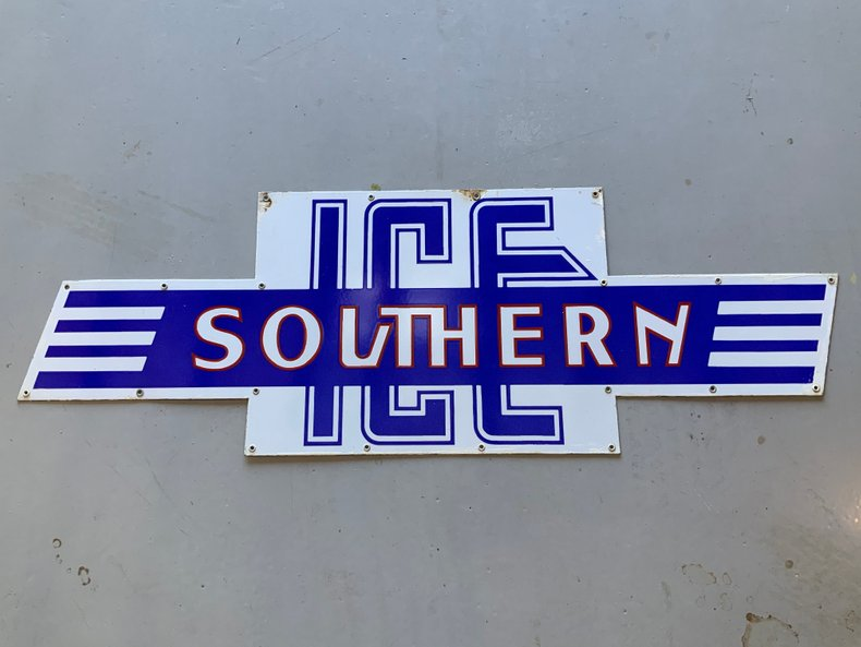 Southern ICE sign bow tie