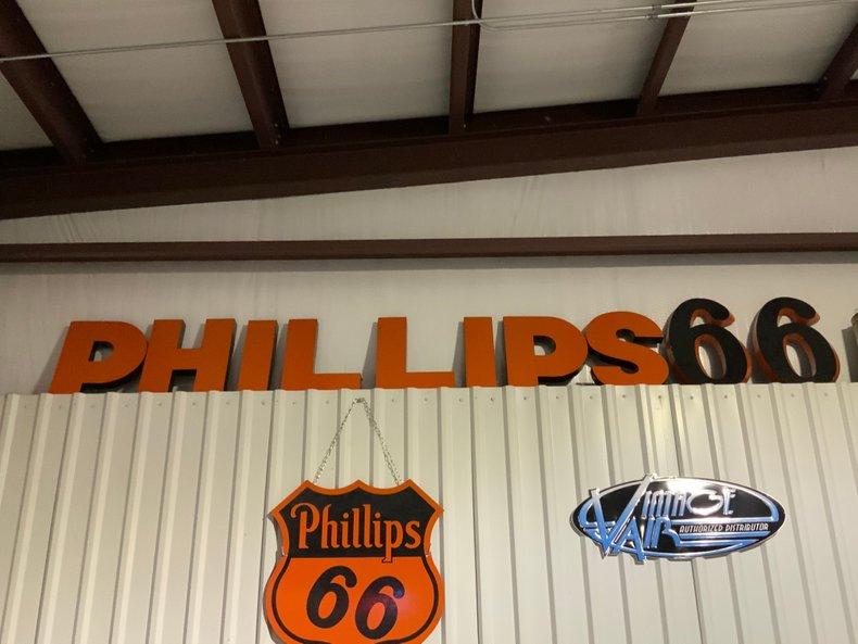 Phillips 66 Letters