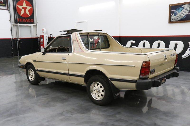 1986 Subaru Brat For Sale 65856 Mcg