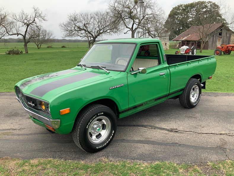 1974 Datsun 620 Nicely Restored, Great Paint, Solid