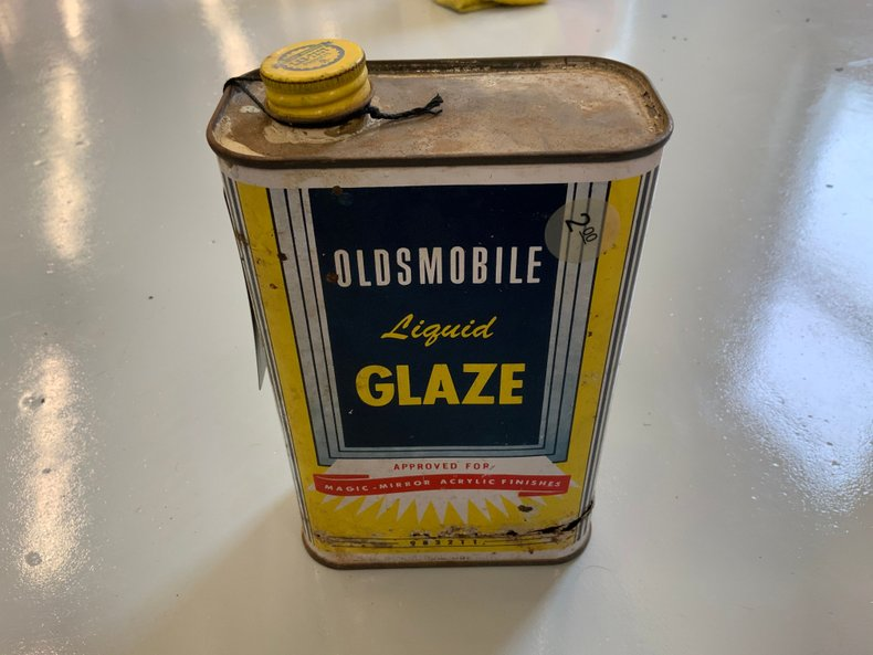Oldsmobile Liquid Glaze