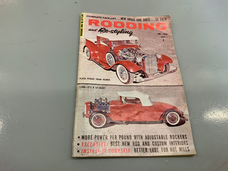 1967 hot rodding magazine