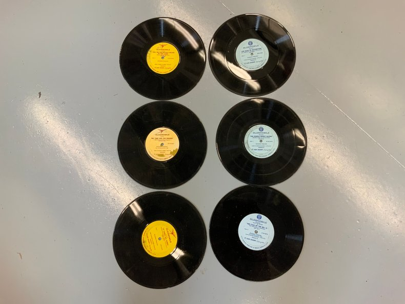 Oldsmobile Training Record $10 each