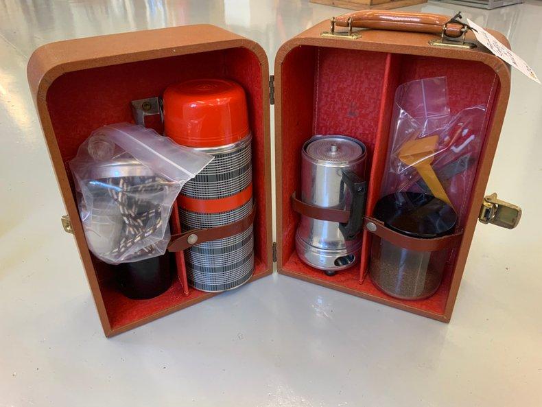 Pristine Classic Portable Coffee Kit.