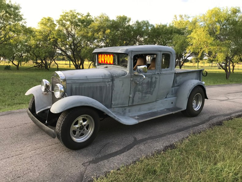 1930 Ford 1/2 Ton Pickup