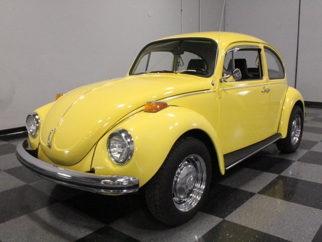 For Sale: 1972 Volkswagen Super Beetle