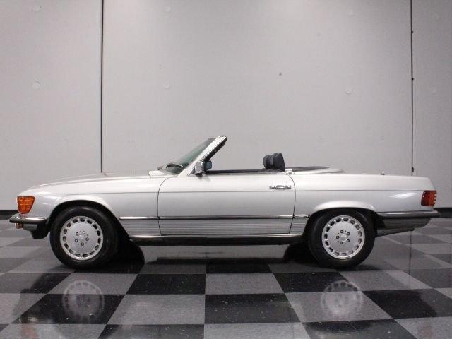 1985 mercedes benz 280sl