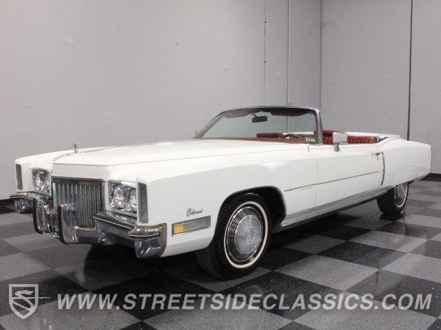 For Sale: 1972 Cadillac Eldorado